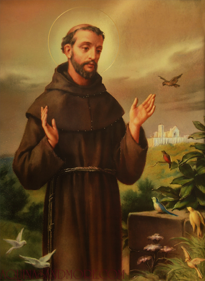 "a biography of st francis of assissi Best to read ""little flowers"" to get your own opinion of his life since most of the  representations about francis (and i love these movies by the."